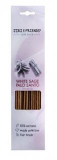 Weißer Salbei Palo Santo Räucherstäbchen, Jiri & Friends