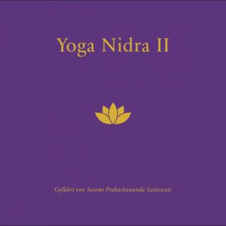 CD Yoga Nidra II von Swami Prakashananda Saraswati
