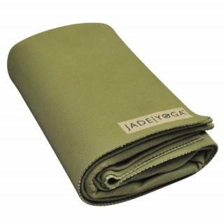 Yogamatte Jade Voyager olivgrün
