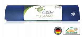 Yogamatte KURMA XL blau