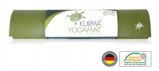 Yogamatte KURMA XL olivgrün