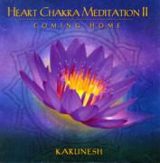CD Karunesh: Heart Chakra Meditation II