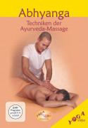 DVD Abhyanga lernen mit Bastian Wittig