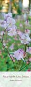 """Lesezeichen """"floral in grün"""""""