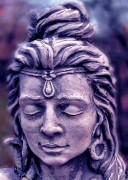 """Postkarte """"Shiva"""""""