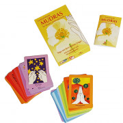 Mudras für Körper, Geist und Seele von Gertrud Hirschi (inkl. 68 Karten)