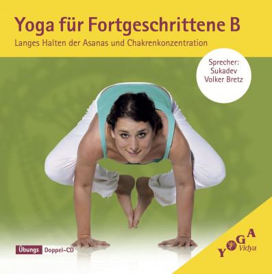 CD Yoga für Fortgeschrittene B