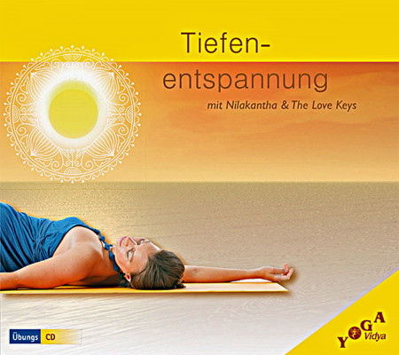 CD Tiefenentspannung mit Nilakantha & The Love Keys