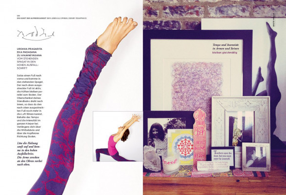 Die Kunst der Aufmerksamkeit von Elena Brower und Erica Jago