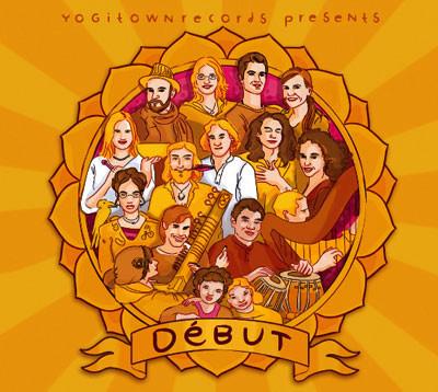 CD Début von YogiTownRecords