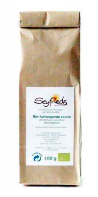 Bio Ashwagandha (Winterkirsche) 100g gemahlen