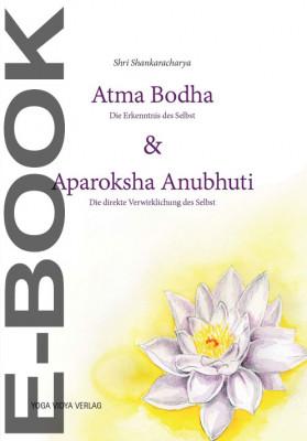 E-Book Atma Bodha & Aparoksha Anubhuti von Shankaracharya