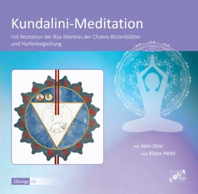 Kundalini-Meditation und Harfenbegleitung mit Bija-Mantra