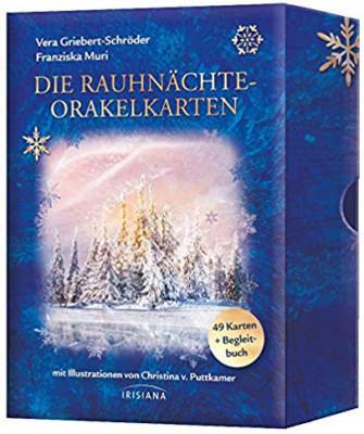 Rauhnächte Orakelkarten von Vera Griebert-Schröder