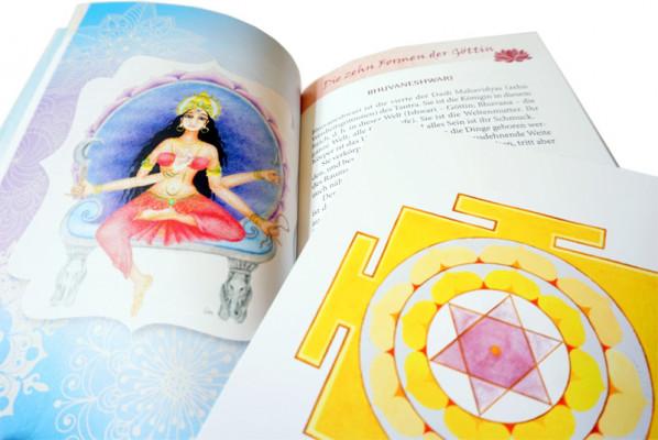 Visionen der Göttin von Eva-Maria Kiefer (inkl. Kartenset)