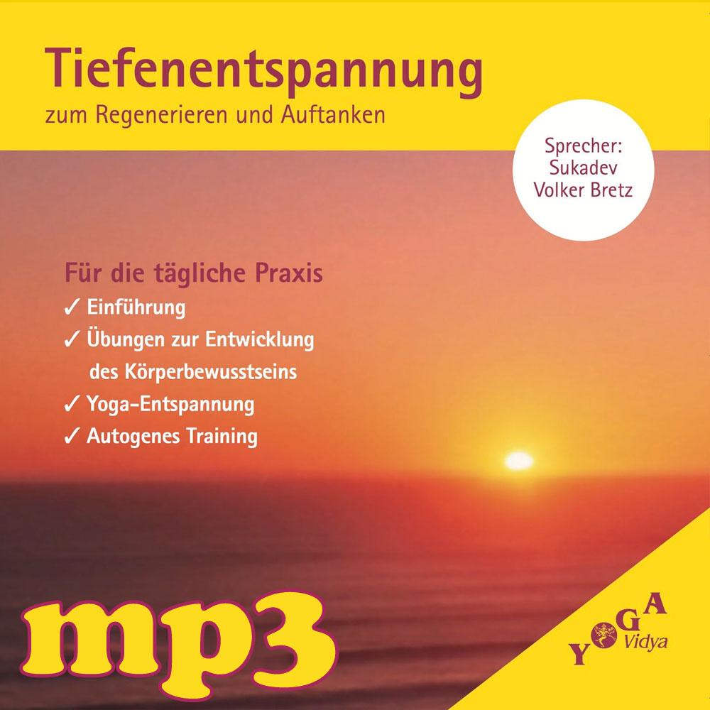 Tiefenentspannung Regenerieren und Auftanken mp3 Download..