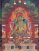 Blankbook Grüne Tara