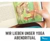 Yoga, Mond & Sterne von Daniela Heidtmann
