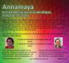CD Annamaya von Ram Vakkalanka und Kaivalya M. Schönknecht
