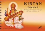 Yoga Vidya Kirtan Ringbuch - Texte, Akkorde und Noten (A5)