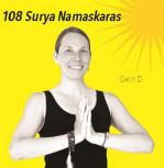 CD 108 Surya Namaskaras von Gauri Reich
