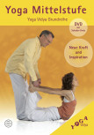 DVD Yoga Mittelstufe Yoga Vidya Grundreihe