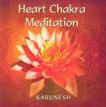 CD Karunesh: Heart Chakra Meditation I