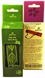 Tragegurt für Yogamatte, grün, verstellbar