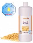 Sesamöl gereift, 1 Liter, Bio-Qualität