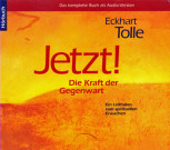 Hörbuch Eckhart Tolle: Jetzt!