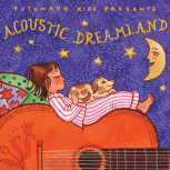 CD Putumayo: Acoustic Dreamland
