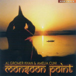 CD Al Gromer Khan & Amelia Cuni: Monsoon Point