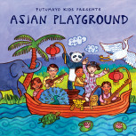 CD Putumayo: Asian Playground