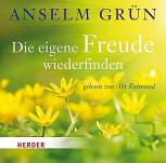 CD von Anselm Grün - Die eigene Freude wiederfinden