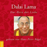 CD Hörbuch vom Dalai Lama: Das Herz der Liebe