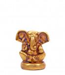 Ganesha Murti ~ 6 cm, Messing