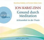 CD Jon Kabat-Zinn: Gesund durch Meditation