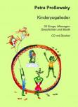 CD Petra Proßowsky: Kinderyogalieder