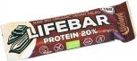 lifebar Schoko Protein 50g