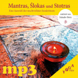 mp3 Mantras, Slokas und Stotras
