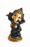 Tanzender Baby-Ganesha - Murti 12,5 cm
