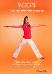DVD Yoga ... und der Rücken atmet auf von Wolfgang Keßler
