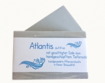 Rosenrot,Atlantis-Pflanzenölseife. bio,100g