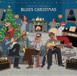 CD Blues Christmas