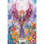 Engelkarte-Engel der Fülle