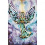 Engelkarte-Engel der Umwandlung