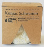 Hydrophil, Konjac Schwamm, 5g