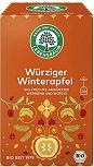Lebensbaum, Würziger Winterapfel, Bio Früchte-Gewürztee, 20 Beutel x 2,5g