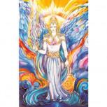 Engelkarte-Erzengel Michael