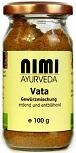 Nimi Ayurveda,Vata-Bio, Ayurvedische Gewürzzubereitung, 100 g